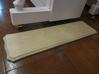 ピアノ専用敷板