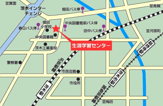 第15回PIARAピアノコンクール関西B地区大会会場地図
